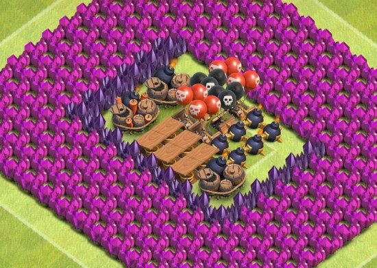 Clash-of-Clans-muros-y-trampas
